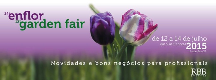 A AuE Software esteve na Garden Fair 2015