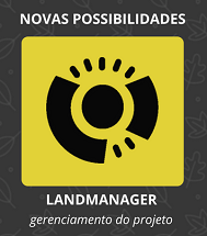 LandMANAGER, gerenciamento do projeto