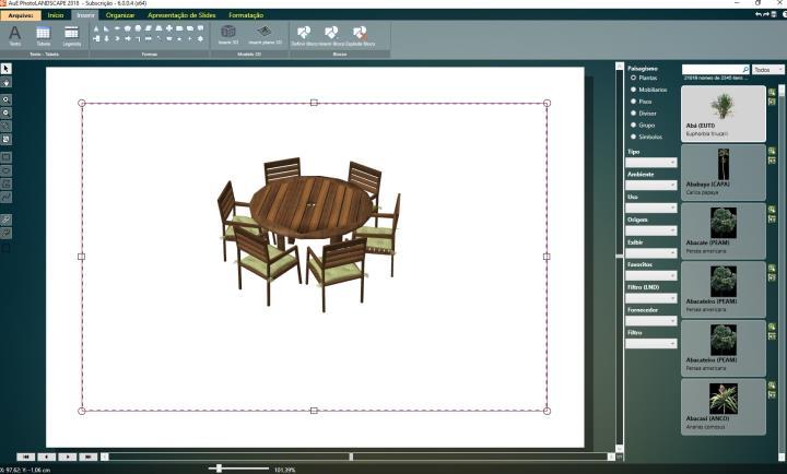 Mesa 3D PhotoLANDSCAPE