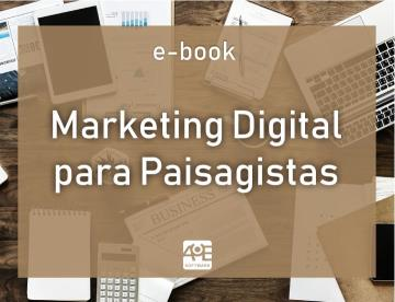 E-Book Gratuito: Marketing Digital para Paisagistas